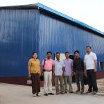 学校雨天体育施設建設